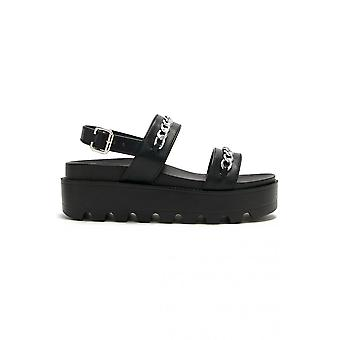 Attitude Clothing Chunky Chain Strap Sandal