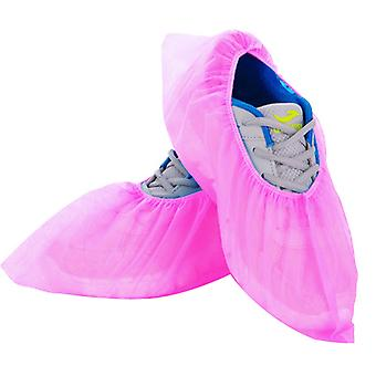 Disposable Shoe Covers Dust Proof , 50 Pair