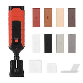 Keramisk flise reparation værktøj sæt multifunktions diy reparation værktøj sæt husstand