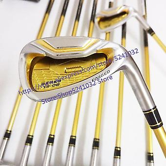 Compelete Club Set Driver, Fairway Wood+irons+putter ja Graphite Golf Shaft,