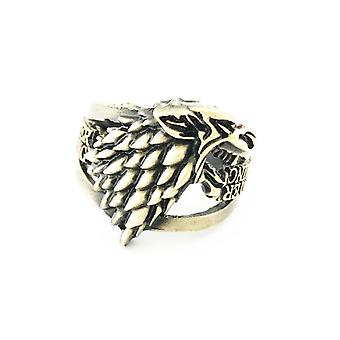 Game Of Thronesh Anime Ring Film Décoration Alloy Finger Ring For Women