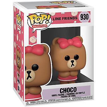 Line Friends- Choco USA import
