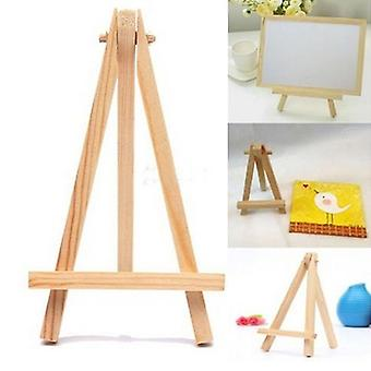 Mini Wood Artist, Tripod Painting Easel For Photo Painting, Postcard Display