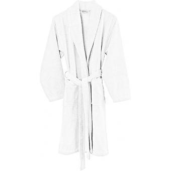 bathrobe Felicia cotton white size XL