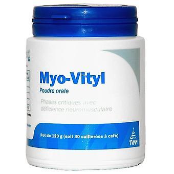 TVM Myo-Vityl 120Gr (Pienet lemmikit , Ravintolisät)