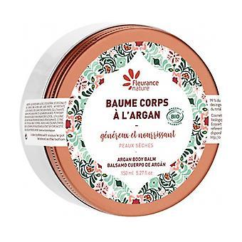 Body Balm With Organic Argan 150 ml