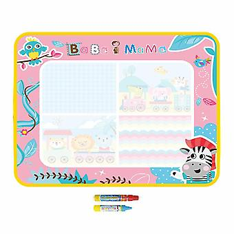 Magic doodle mat educational kids water drawing toys gift kt-9