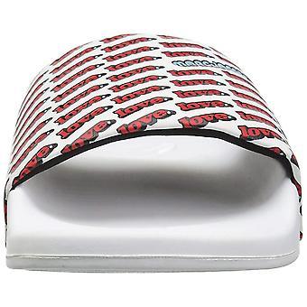 Marc Jacobs Womens Love Aqura Open Toe Casual Slide Sandals