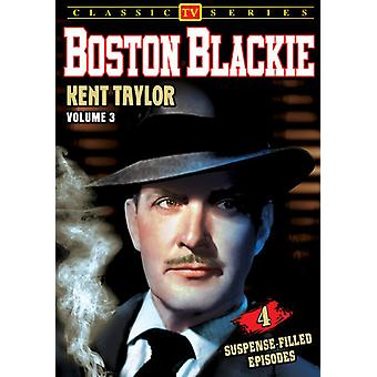 Boston Blackie 3: 4-Episode Collection [DVD] USA import