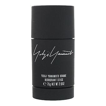 Yohji Yamamoto Pour Homme Deodorant Stick 75g