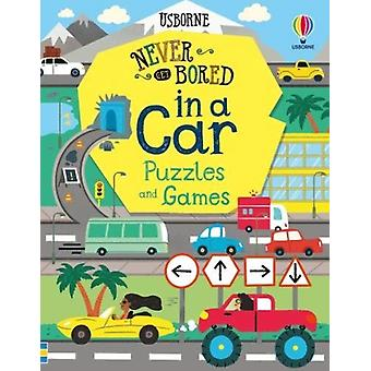 Never Get Bored in a Car Puzzles Games par Lan CookTom Mumbray