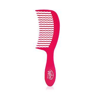 Detangling comb # pink 256446 1pc
