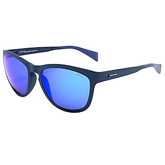ITALY INDEPENDENT 0111-022-000 Sunglasses, Blue (Azul), 55.0 Woman