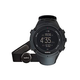 Suunto Ambit3 Peal with chest fascia, Black, SS020674000
