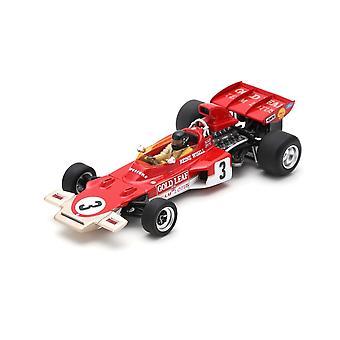 Lotus 72 D (Reine Wisell - Canadian GP 1971) Resin Model Car