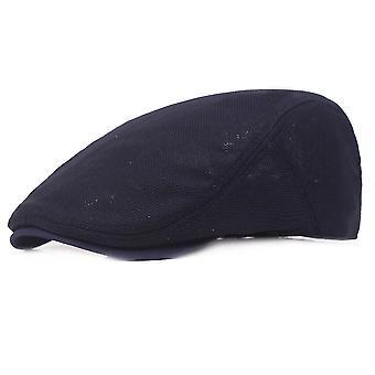 Maillage Cap Cotton Beret Summer Breathable Duckbill Cap Outdoor