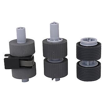 3xPrinter Brake Rooler und Pick Roller Set Ersatz für PA03576 K011