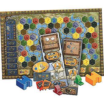 Terra Mystica: Merchants Of The Seas Expansion Board Game