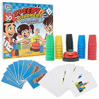Speedy Stackers Cup Stack Challenge Spiel für Kinder
