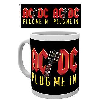 AC/DC - Plug Me In 10oz Mug