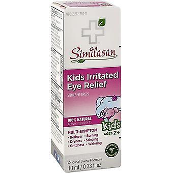 Similasan Kids Podrażnione oczy Relief, .33 OZ
