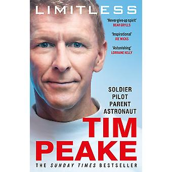 Limitless The Autobiography by Tim Peake