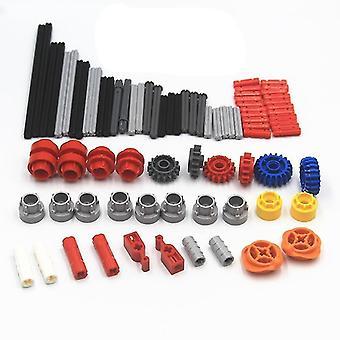 новые самоблокировочные строительные блоки серии передач совместимые lego sm47367