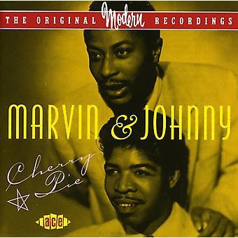 Marvin & Johnny - Cherry Pie [CD] Importazione USA