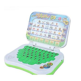 Kids Tablet,english Learning Tablet For Kids, Educational Toy With Great Choice(GREEN)
