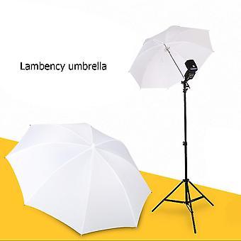 33 hüvelykes Photography Pro Studio reflektor áttetsző fehér diffúzor esernyő