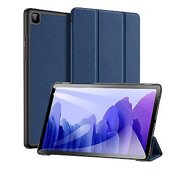 Case For Samsung Galaxy Tab A7 2020 Ultra Thin Smart Leather Cover Case With Pencil Holder & Auto Wake Up/sleep - Blue
