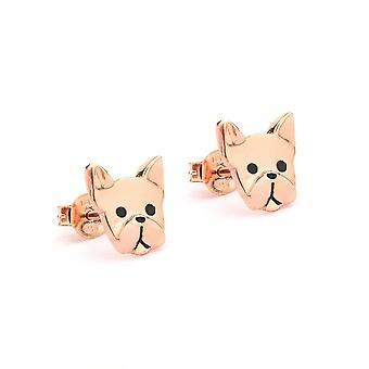 Jack & co pets - french bulldog earrings jce0846