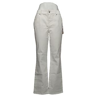 NYDJ Femmes Jeans Marilyn Straight Uplift dans Cool Embrace White A395678