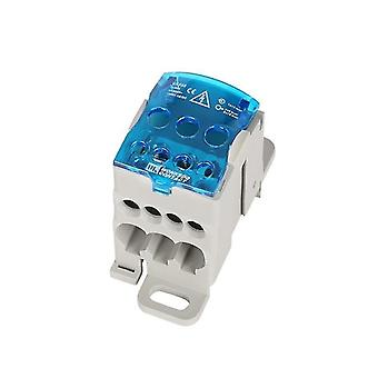 Din Rail Terminal Blocks Universal Electric Wire Connector