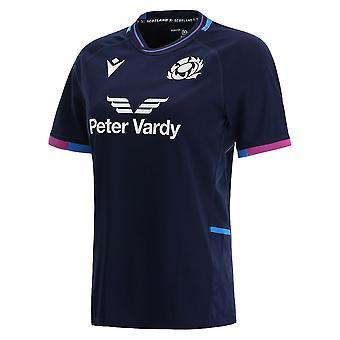 2021-2022 Scotland Home Replica Rugby Shirt (Womens)
