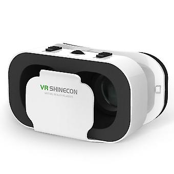 3D glasses vr shinecon 5th generations vr glasses 3d virtual reality lightweight portable box|3d glasses