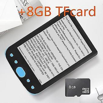 """11.11 Vente 6""""e-ink écran bk6025 e-book reader lecteur électronique 800x600 résolution affichage"""