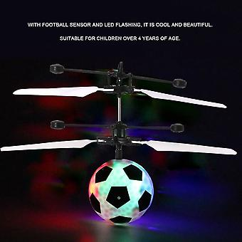Suspension Football Sensor Remote Control Infrared Induction Aircraft Kids Toy