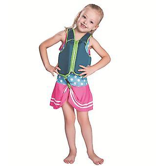 Sleeveless Swimming Buoyancy Suit For Children