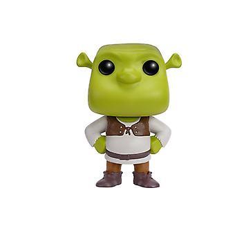 Shrek Shrek Jouet à figurines vertes