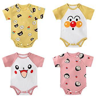Yesfit Baby 4-pack Tute onesies a maniche corte
