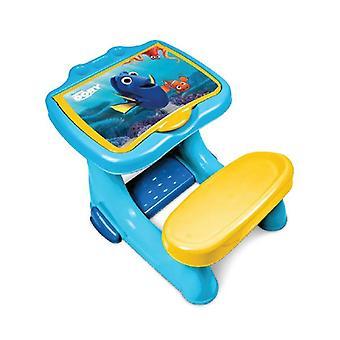 DISNEY Official Merchandise trovare Dory banco attività blu/giallo (HDOR001)
