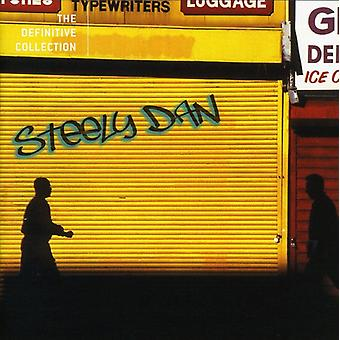 Steely Dan - Definitive Collection [CD] USA import