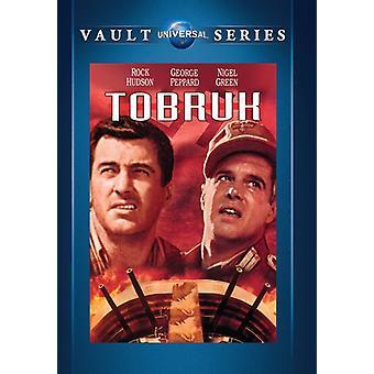 Importação de EUA Tobruk [DVD]