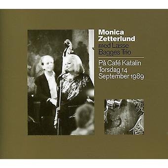 Monica Zetterlund - Live at Cafe Katalin [CD] USA import