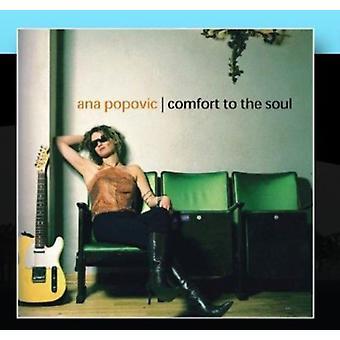 Ana Popovic - Comfort to the Soul [CD] USA import