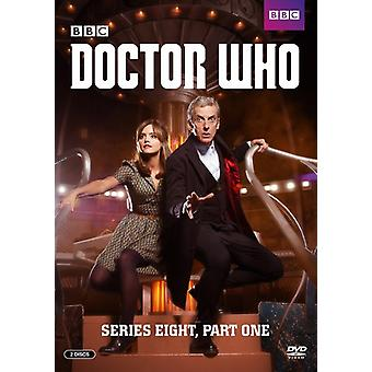 Doctor Who: Series Eight - Part One [DVD] USA import