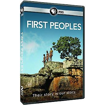 First Peoples [DVD] USA import