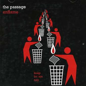 Passage - Enflame [CD] USA import