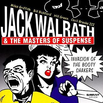 Jack Walrath & Masters Os Suspense - Invasion of the Booty Shakers [CD] USA import